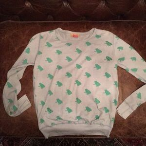 Primp thermal shirt with frogs
